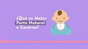 Lee más sobre el artículo ¿Qué es Mejor Parto Natural o Cesárea?