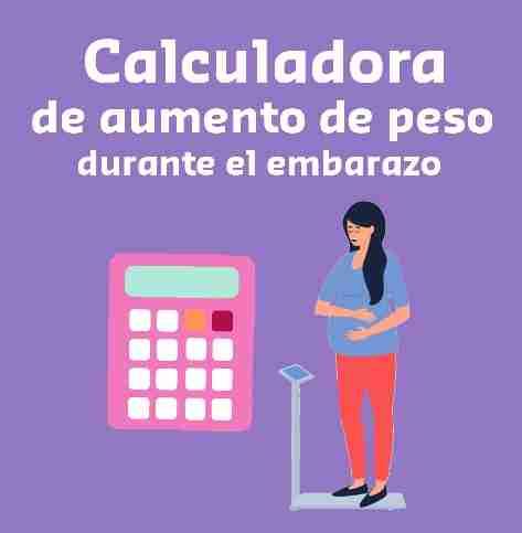 Calculadora de Peso en el Embarazo